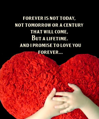 i love you cousin quotes. i love you forever quotes