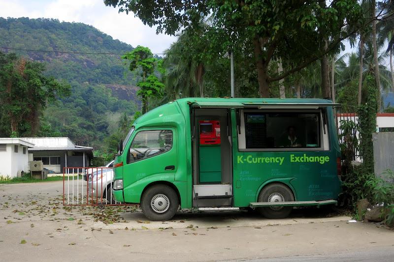 ATM truck