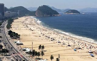 Prefeitura do Rio decide fechar toda a orla para evitar aglomerações