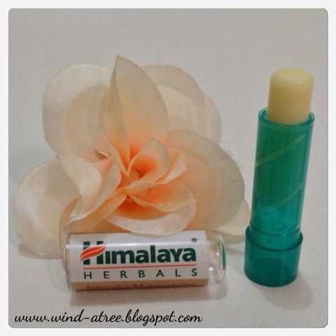 [Review] Himalaya Intensive Moisturizing Cocoa Butter Lip Balm