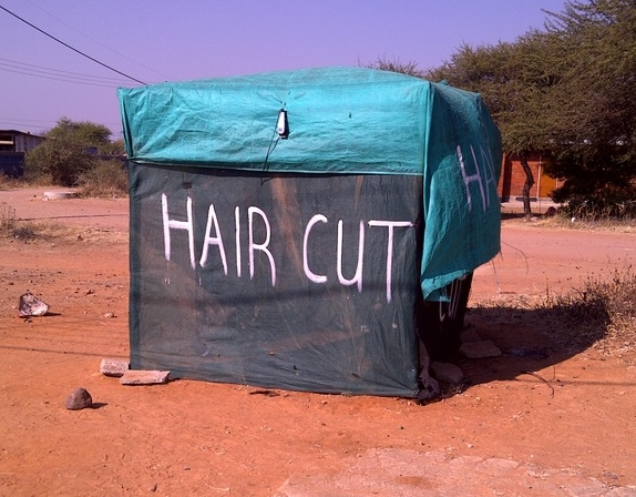 Another popular place to get your hair cut