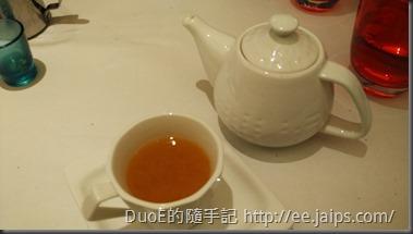 新竹西堤Tasty-熱水果茶