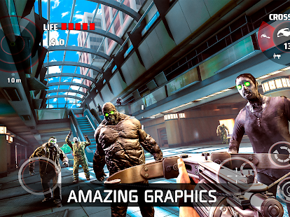 Game DEAD TRIGGER - Offline Zombie Shooter APK for Windows Phone