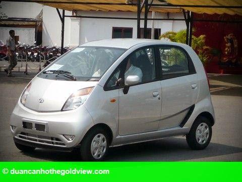Hình 1: Ô tô Ấn Độ giá 100 triệu có thể được bán tại Việt Nam