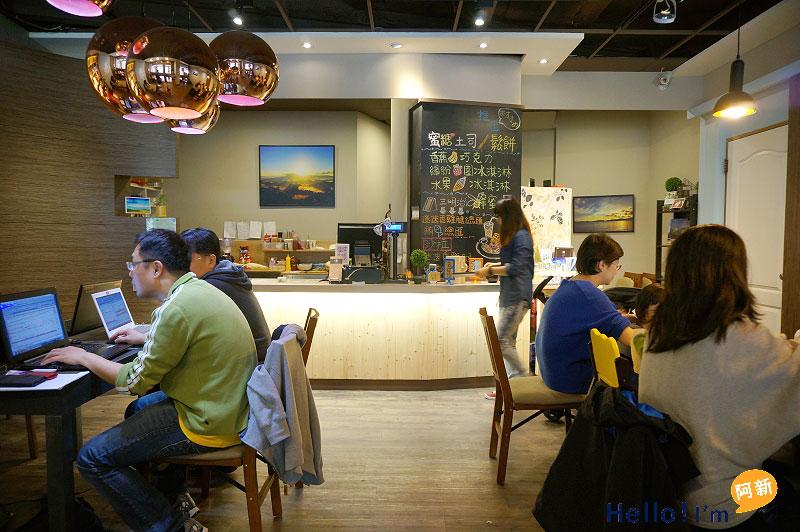 台南中西區咖啡館,日光咖啡-4