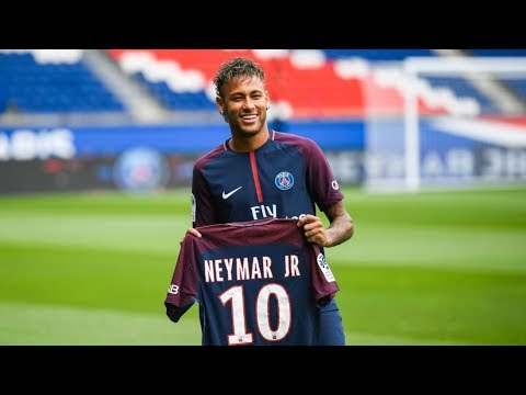 [Video] Neymar JR First Training with Paris Saint Germain (PSG)