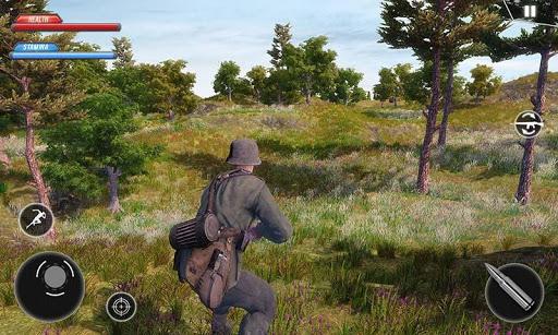 WW2 US Army Commando Survival Battlegrounds 2.1 Screenshots 2