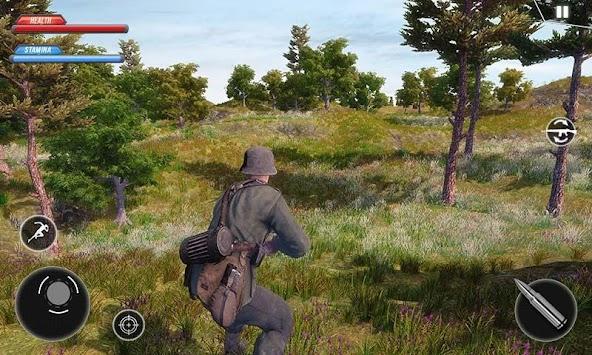 WW2 US Army Commando Survival Battlegrounds