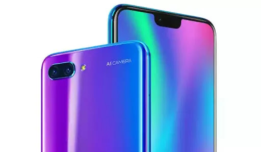 Check Out The Huawei Honor 10, An Android Alternative Of The iPhone X That Comes With A 24MP Camera 1
