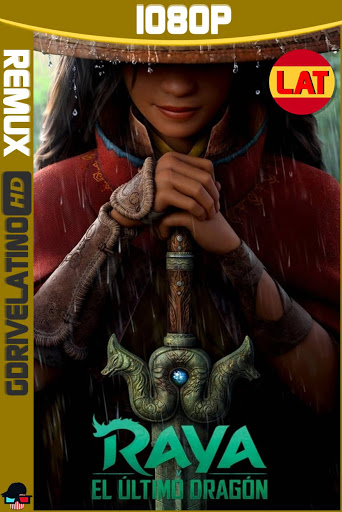 Raya y el Último Dragón (2021) BDRemux 1080p Latino-Ingles MKV