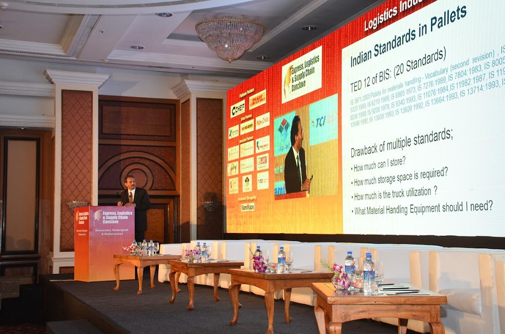Express Logistics and Supply Chain Conclave - 8