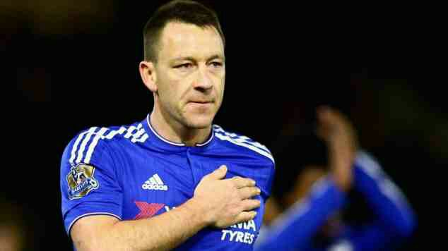 John Terry set to sign for Aston Villa