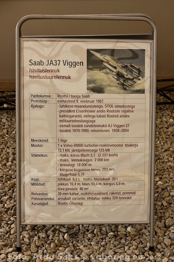 23.08.12 Eesti Lennundusmuuseumi eksponaadid 2012 - AS20120823LENNUK_085V.JPG