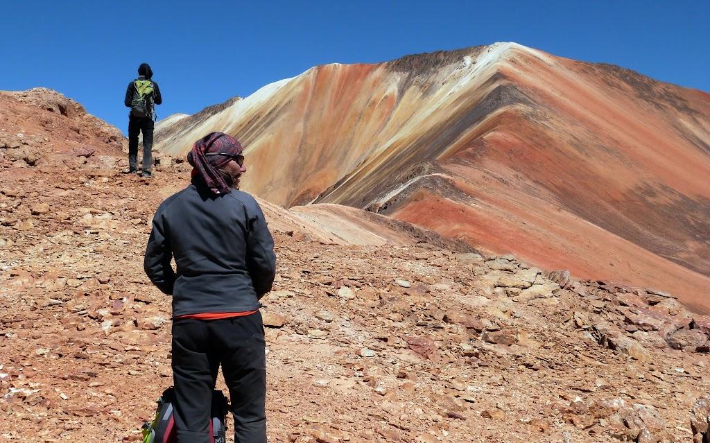 Chile Bergtour Suriplaza bei Putre in Nordchile 5