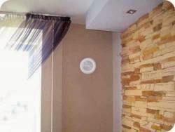 Вентиляция в панельном доме