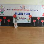 Talent Hunt and Sparkle (Sr.KG.)
