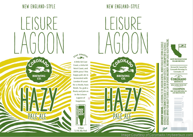 Coronado Brewing Leisure Lagoon Coming In 2019
