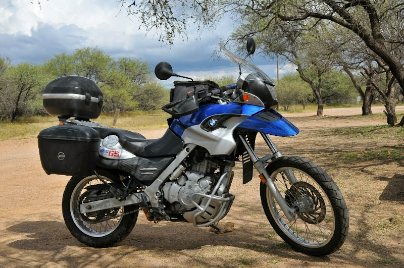 2005 Bmw F650gs Dakar Green Valley Az Expedition Portal