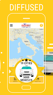 appTaxi – Book and Pay for Taxis 5.0.5 APK Mod for Android 2