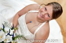 Bruidsreportage (Trouwfotograaf) - Foto van bruid - 054