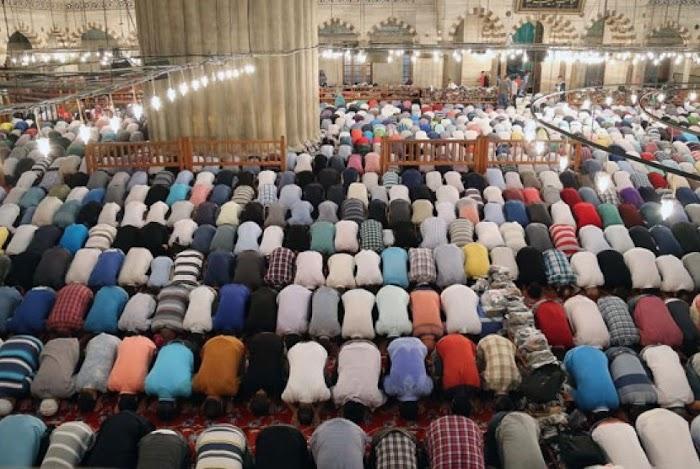 Sunnah Haiat di dalam Shalat Jum'at