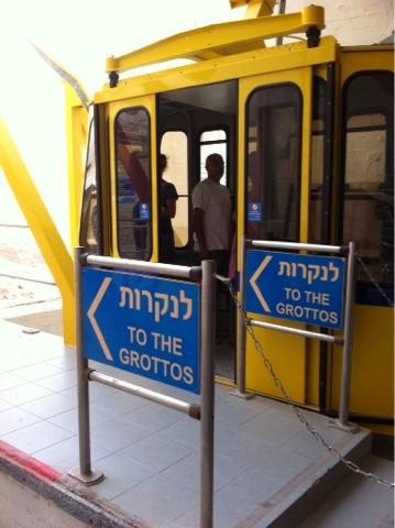 Rosh Hanikra Israël
