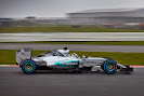 Mercedes W06 drive by