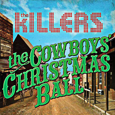 The Killers – The Cowboy's Christmas Ball Lyrics