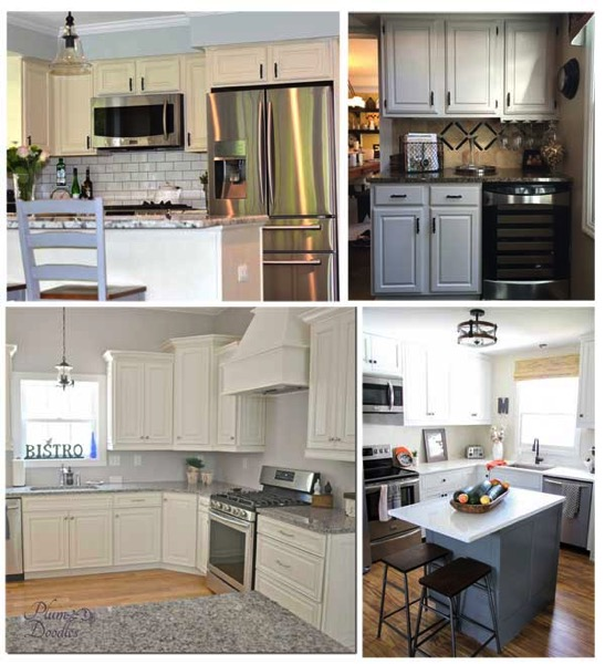 Kitchen makeovers 2015