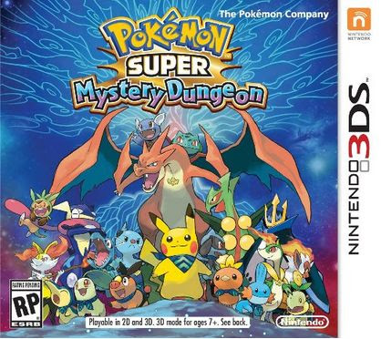 [GAMES] Pokemon Super Mystery Dungeon (輸入版) (3DS/EUR/MULTi5)