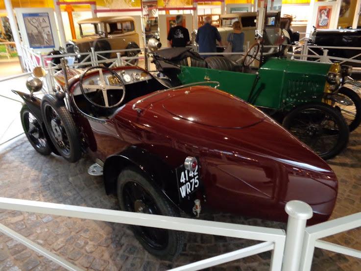 Musée de l'aventure Peugeot à Sochaux DSC01190
