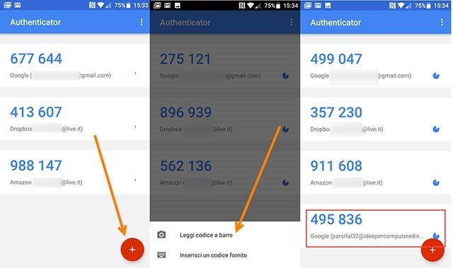 cellulare-google-authenticator