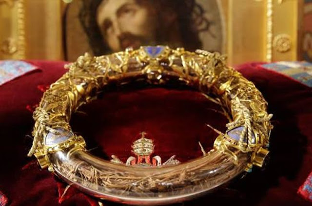 corono de espinas jesus paris