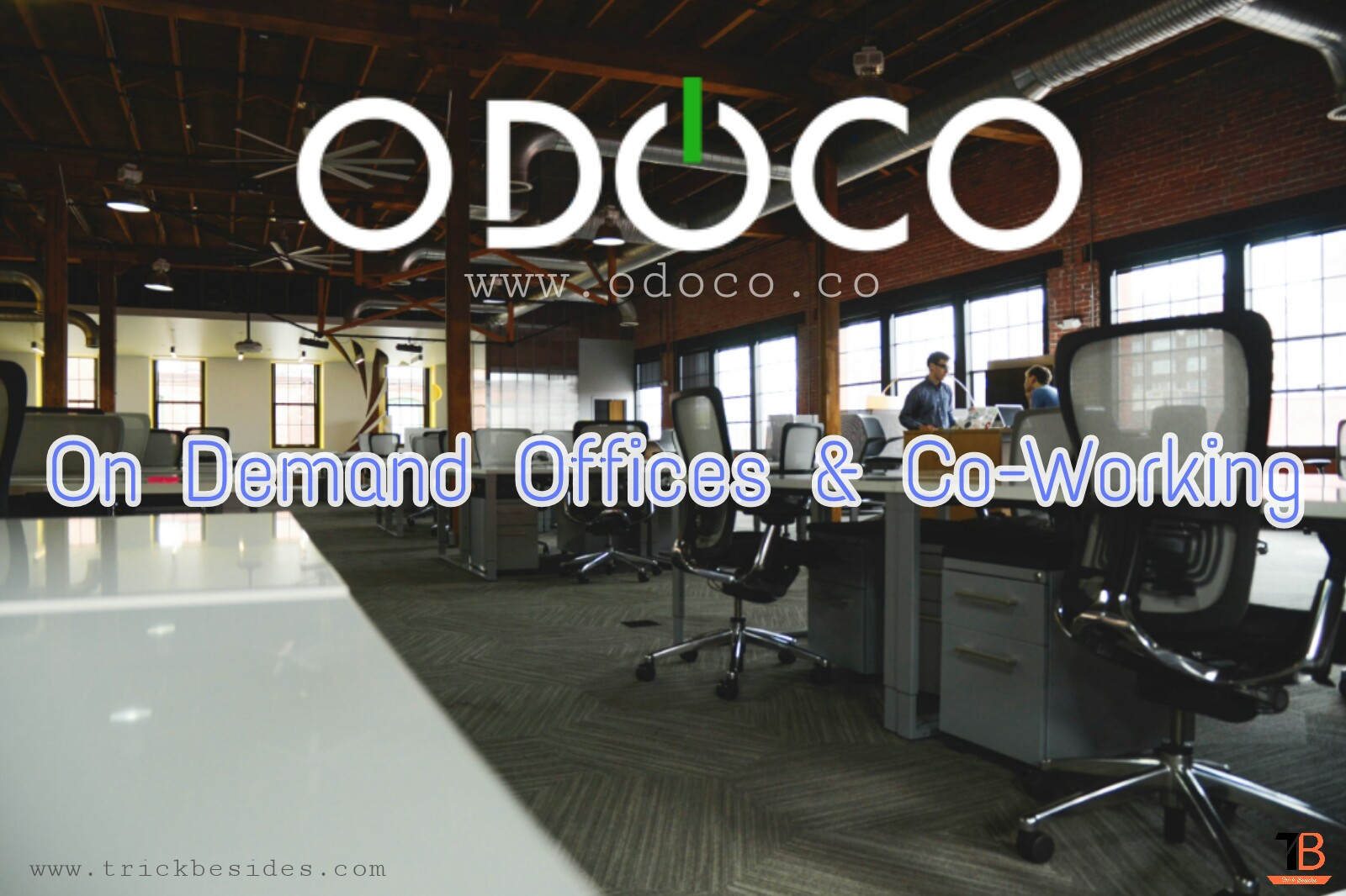 Co-working Office Space Solution by ODOCO