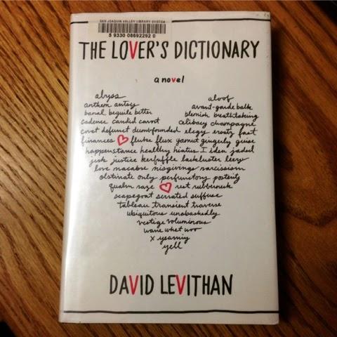 THE LOVERS DICTIONARY A NOVEL EPUB