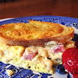 Sunday Breakfast: Monte Cristo Bake