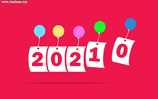 free 2021 new year images