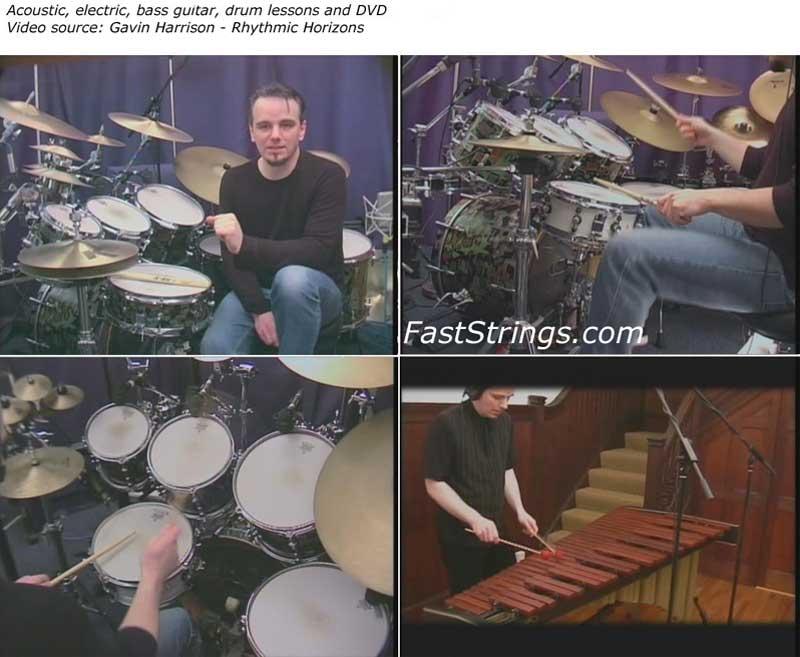 Gavin Harrison - Rhythmic Horizons