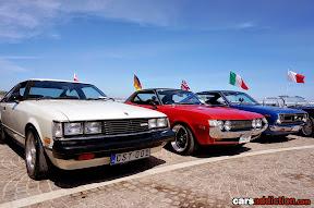 Old School Toyotas