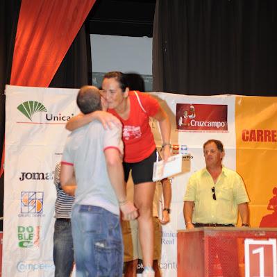 Corral de Calatrava 2010 - Trofeos