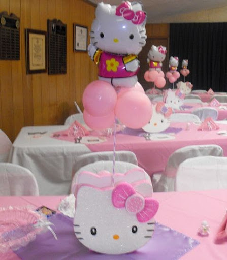 Ideas decorar baby shower globos Mylar