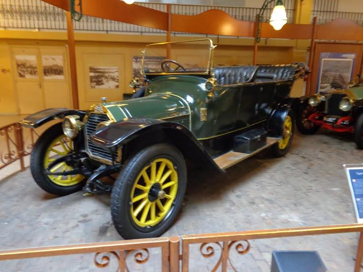 Musée de l'aventure Peugeot à Sochaux DSC01164
