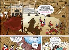 У давньоримському Колізеї кожен глядач мав своє місце