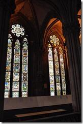 Vitraux temple St Etienne