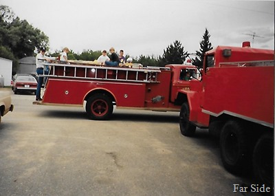 Firetruck 1992 Picnic