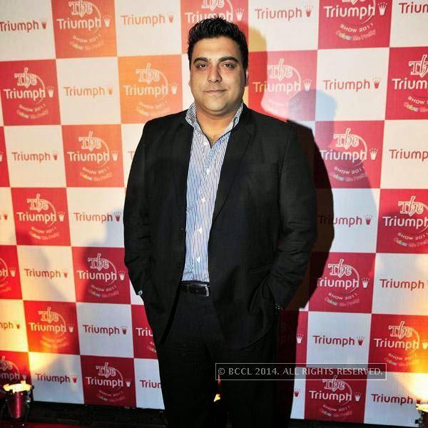 Ram Kapoor: Humshakals, buzz around his upcoming film Patel Rap, one brand endorsement