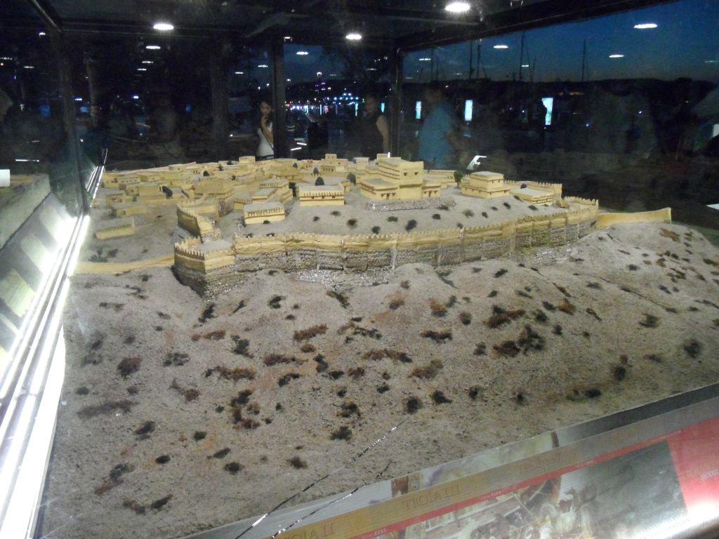 Çanakkale sahilinde Truva tanıtımı