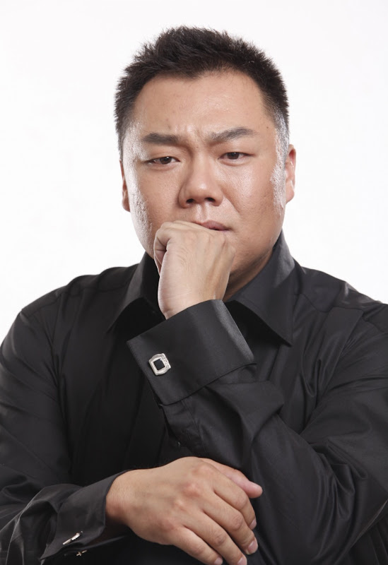 Jiang Chao China Actor