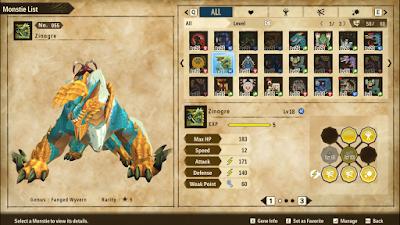 How to Get Zinogre in Monster Hunter Stories 2
