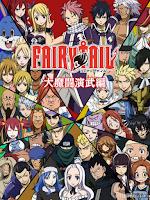 Fairy Tail Hội Pháp Sư HTV3 Lồng Tiếng